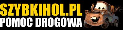 Pomoc drogowa - Laweta - Holowanie - Auto pomoc - Autolaweta - SZYBKIHOL.PL